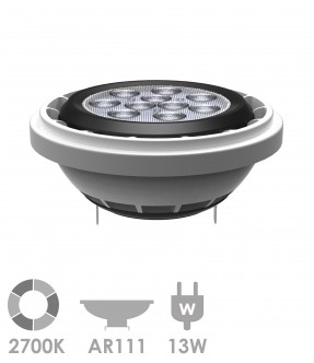 AR111 LED 13W Warm wit
